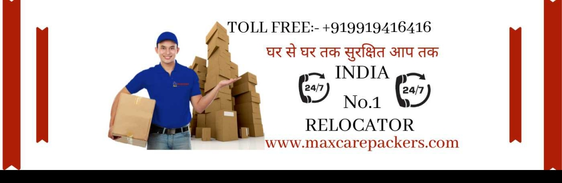 Max Care Packers and Movers Cover Image